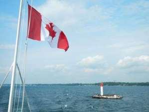 Gananoque - Croisière sur le Saint Laurent - Canada
