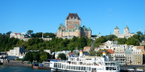 Québec Claironyva Cover