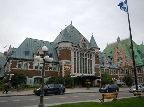 Claironyva Canada Québec Gare