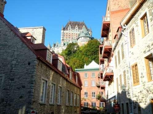 Claironyva Canada Québec Champlain