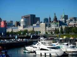 Canada Montréal Claironyva Chinatown Vieux Montréal