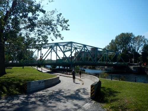 Claironyva Canada Montréal Canal Lachine