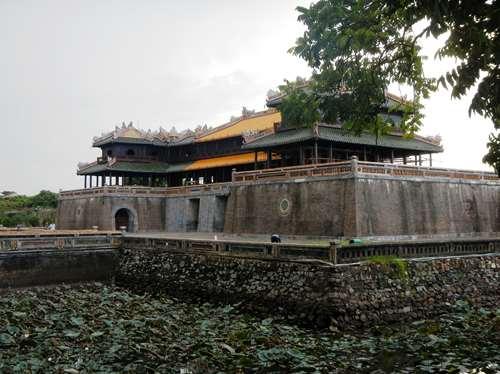 Claironyva Vientam Hue Porte Ngo Mon, entrée principale de la cité impériale