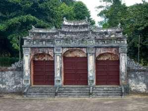 Grande Porte du Tombeau Imperial de Minh Mang