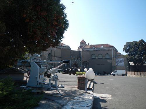Belgrade musée de l'armée