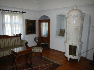 Belgrade - résidence de la Princesse Ljubica