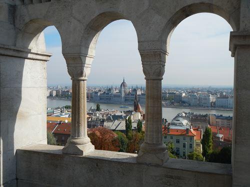 Budapest Bastion des Pêcheurs