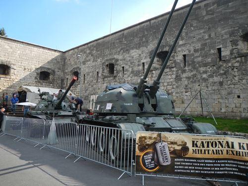 Budapest Citadelle