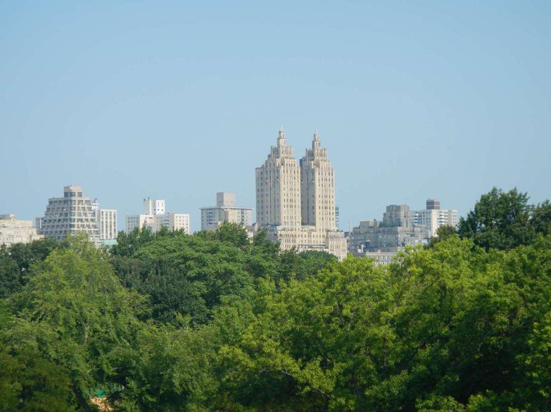New York - le MET Rooftop