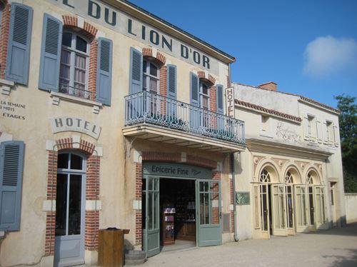 Claironyva France Vendée Puy du Fou