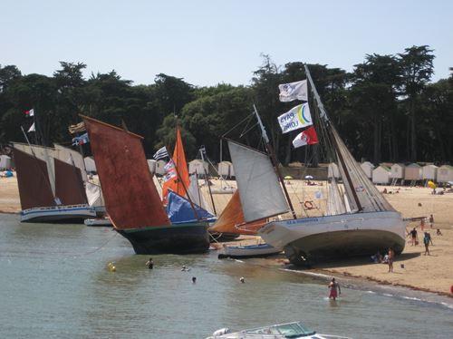 Noirmoutier - Régate du Bois de la Chaise