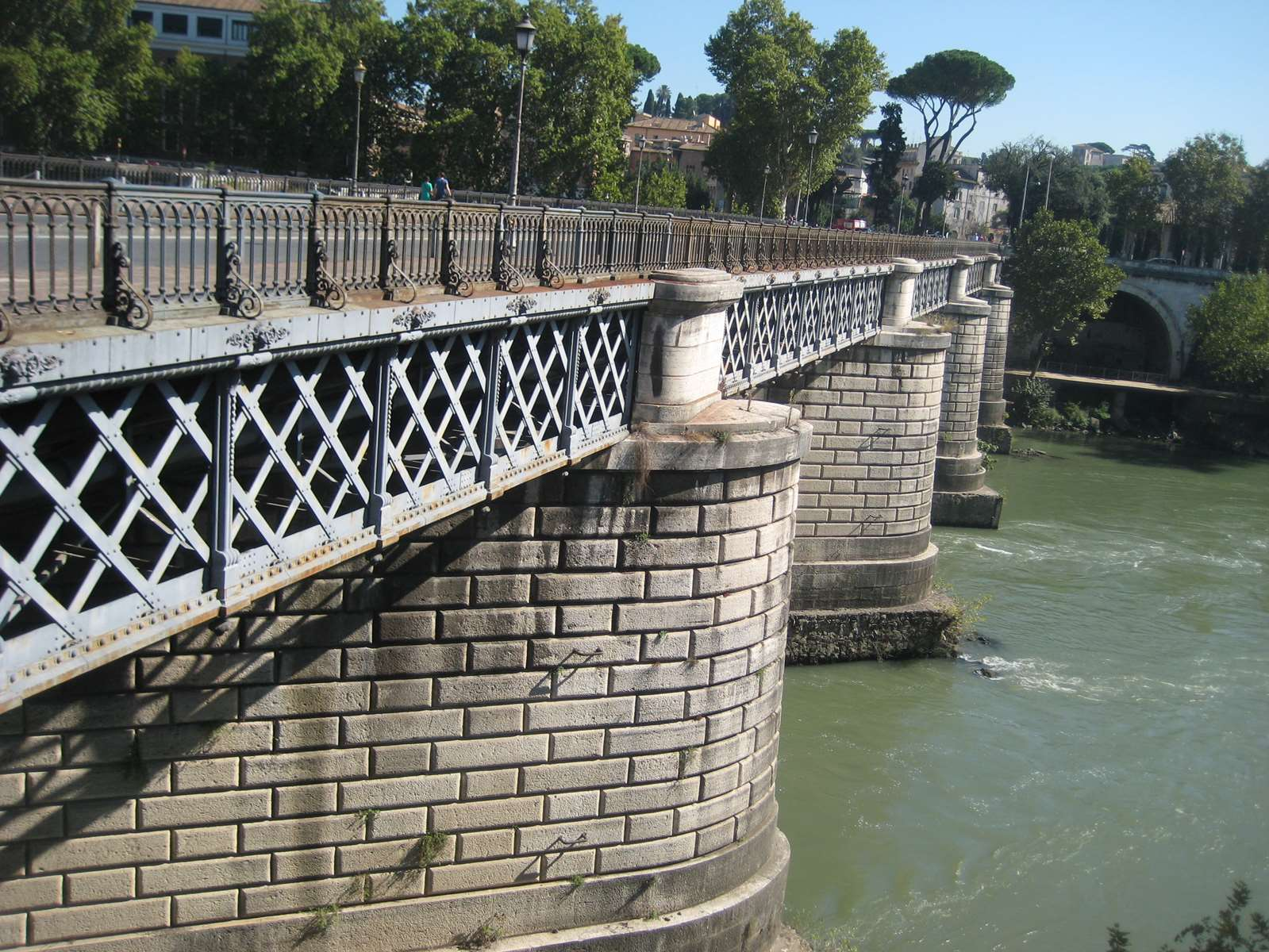 Italie-Rome - Travestere Claironyva