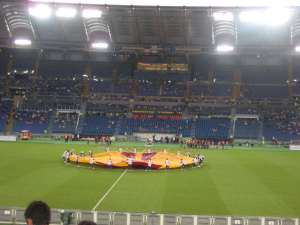Italie-Rome - stade olympique
