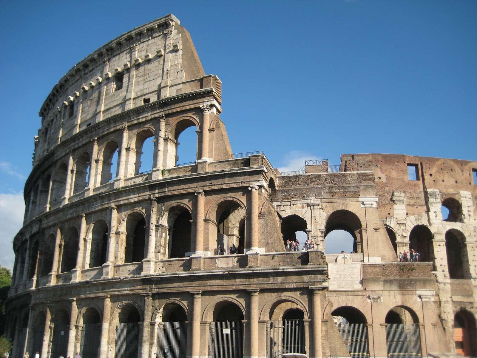 Italie Rome Colisée