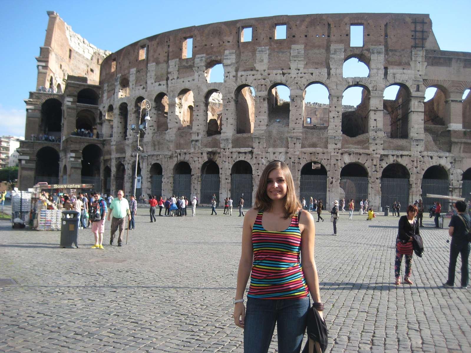 Italie Rome Colisée Claironyva
