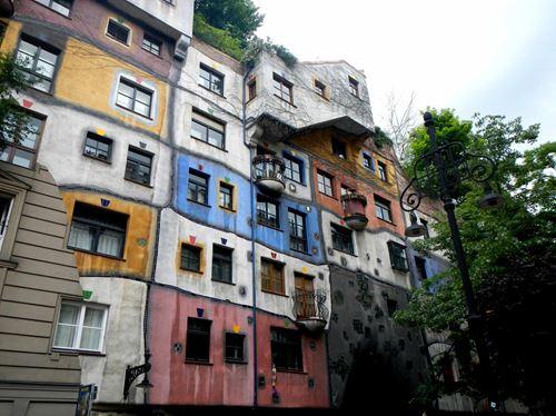 Claironyva Vienne Hundertwasser Haus