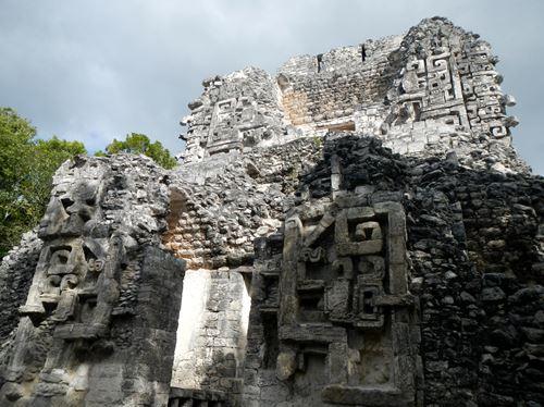 Mexique Chicanna Claironyva