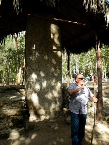 Mexique Coba Claironyva