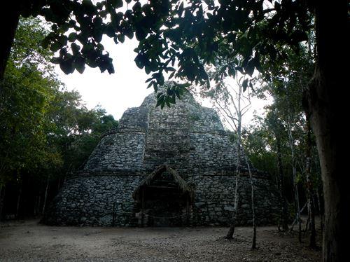 Mexique-Coba Claironyva