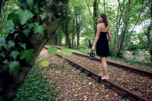 Vendée Photos Vélo Rail Commequiers