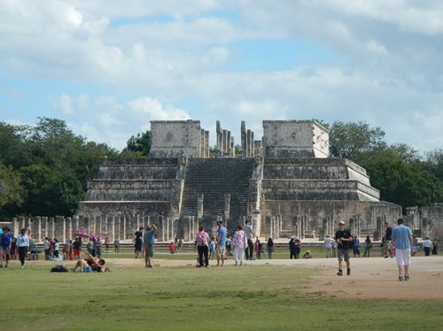 claironyva-mexique Chichen Itza