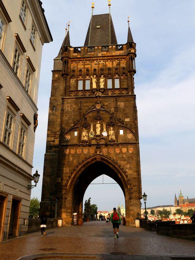 Claironyva Week end Prague Pont Charles