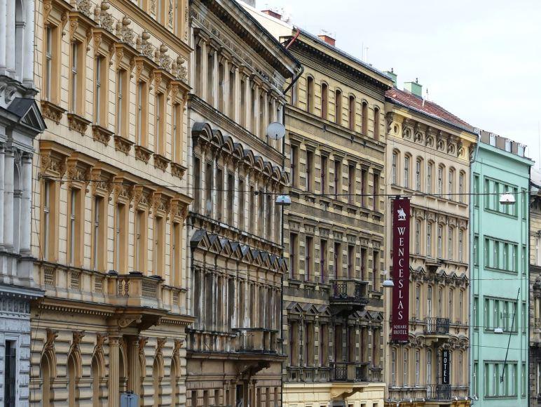 Claironyva Prague week end