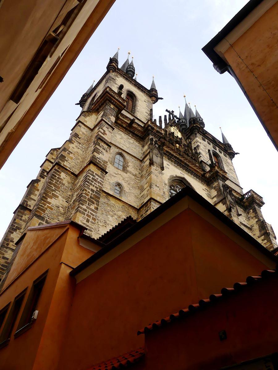 Prague Claironyva Week end