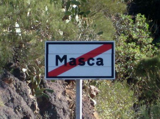 Tenerife Masca