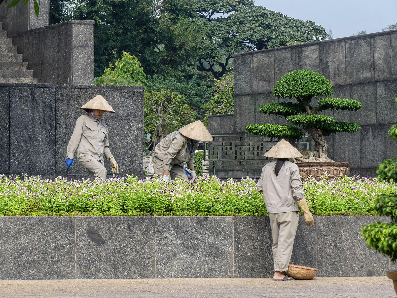 Claironyva Vietnam Hanoi Quartier Ho Chi Minh