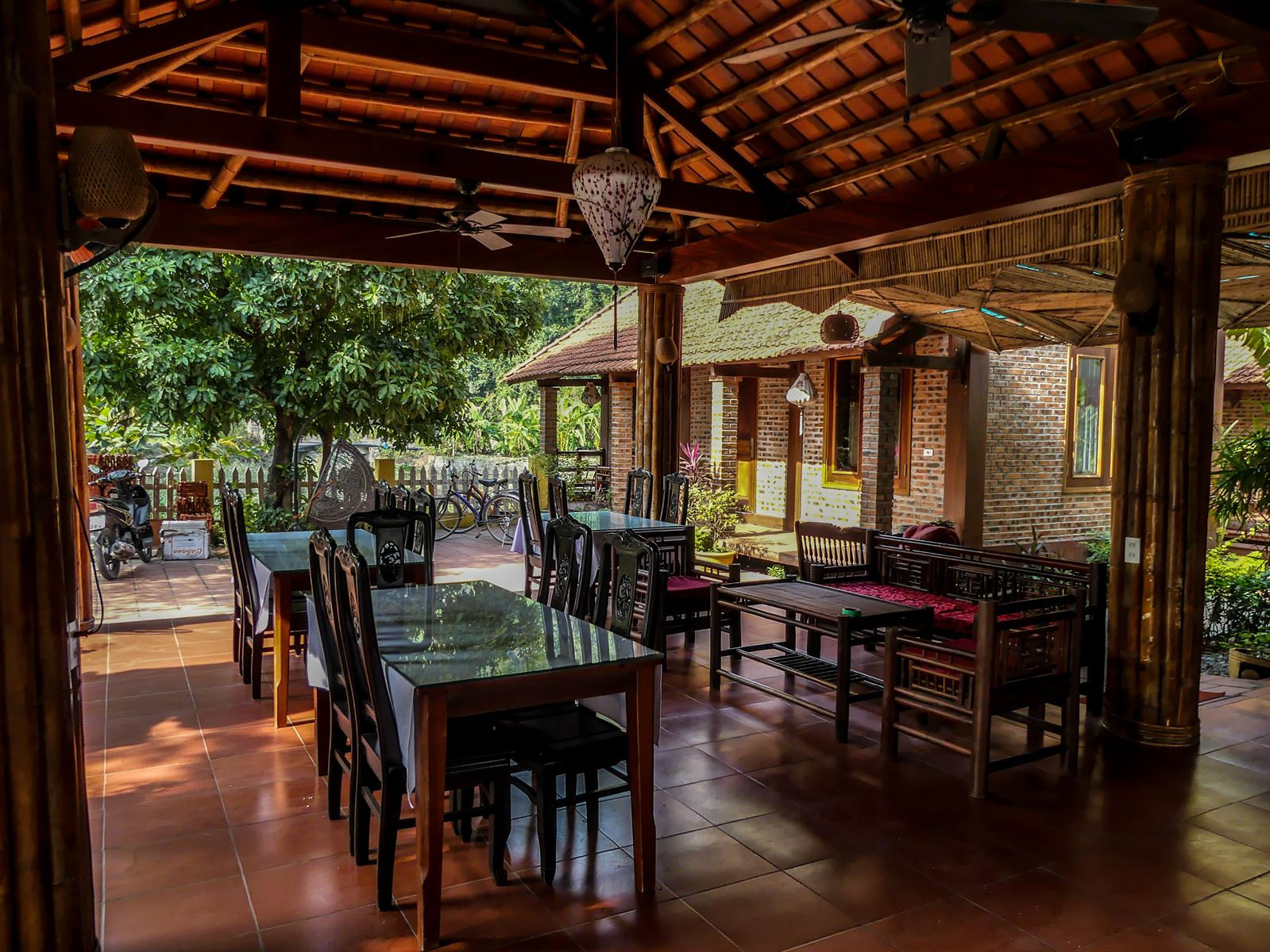 Chez Loan Ninh Binh - Tam Coc - Baie d'Halong terrestre