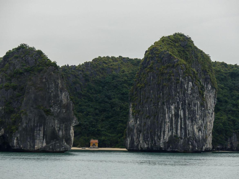 Claironyva Baie Ha Long Jonque Vietnam
