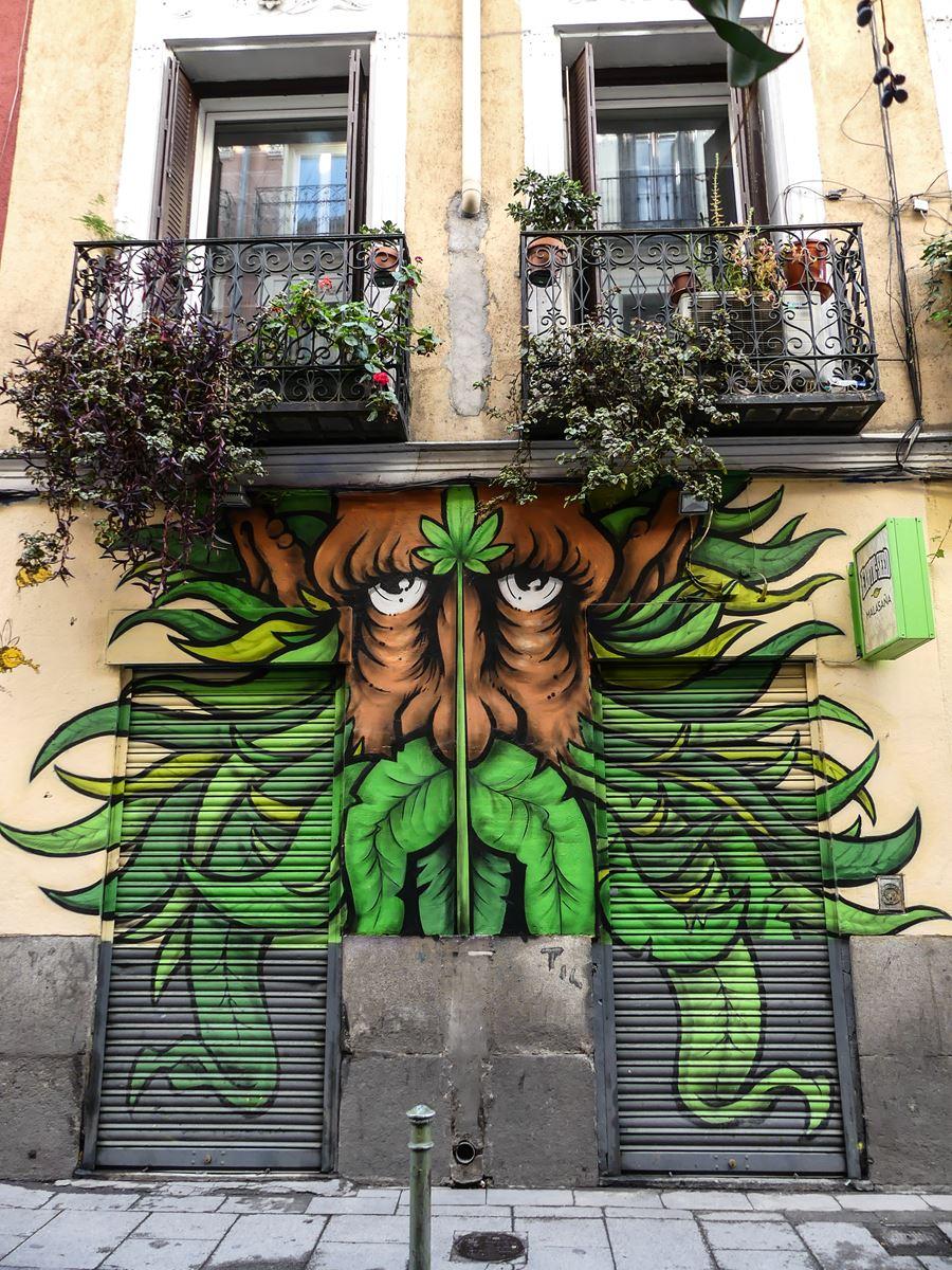 madrid-claironyva street art malasana
