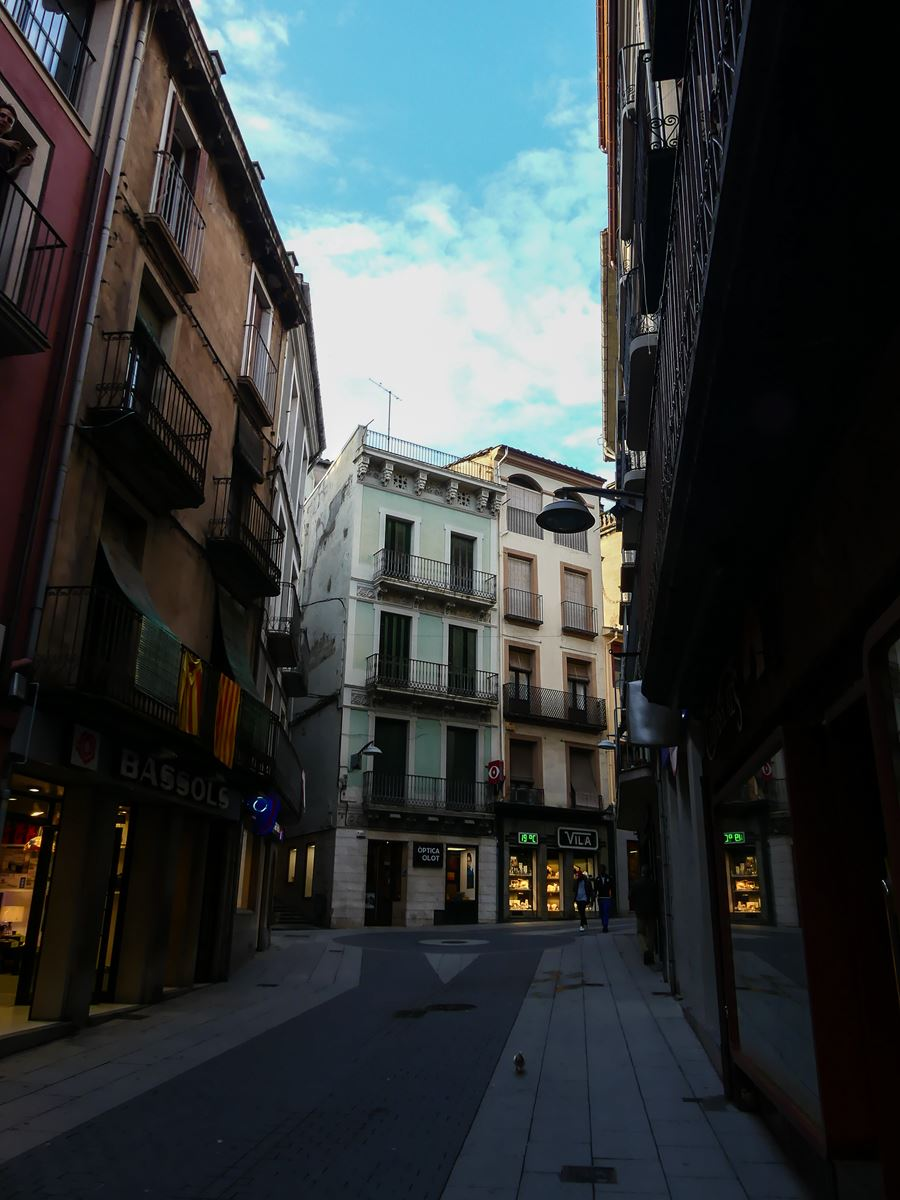 Claironyva Catalogne Garrotxa Olot