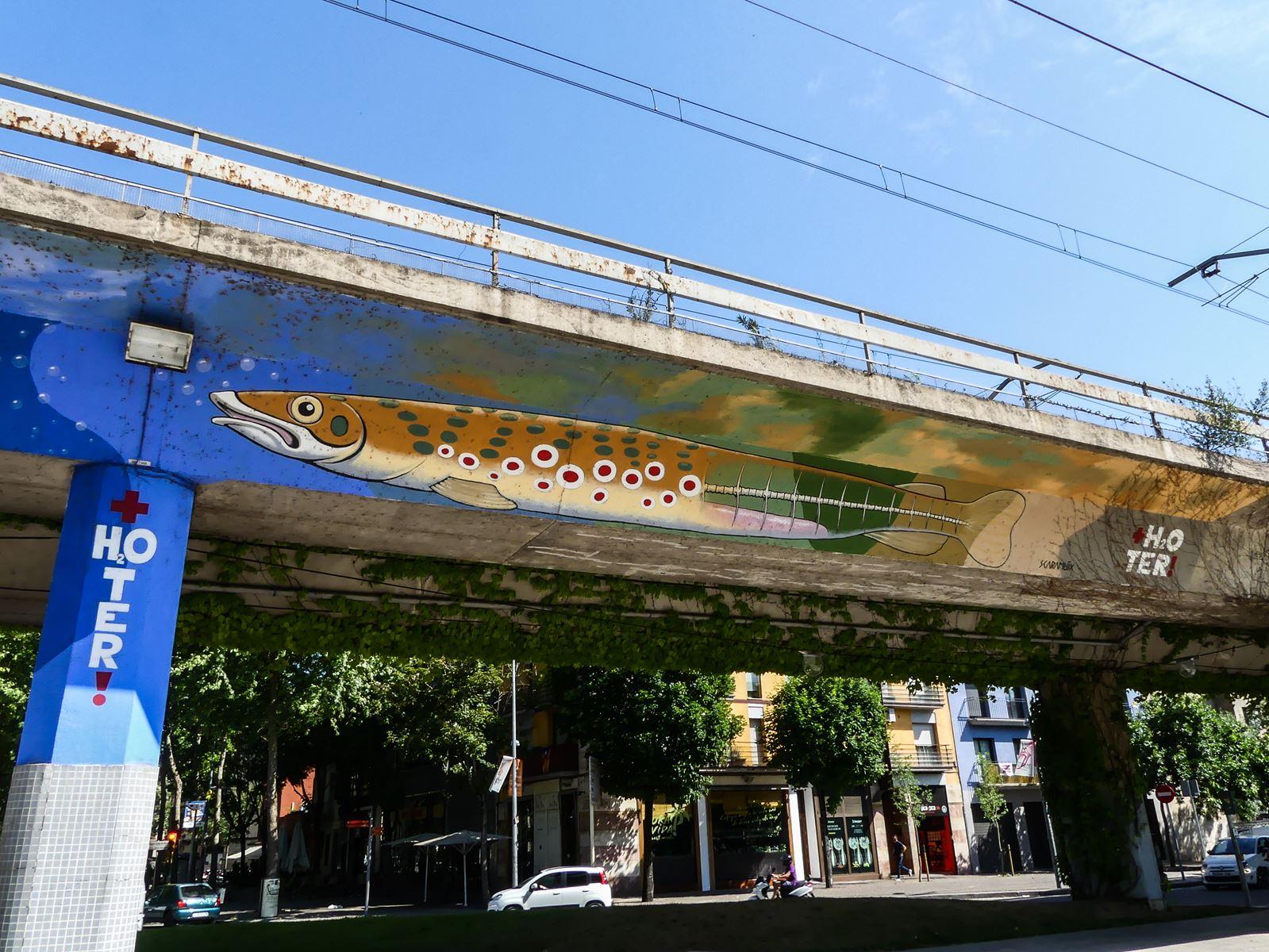 gerone claironyva week end street art