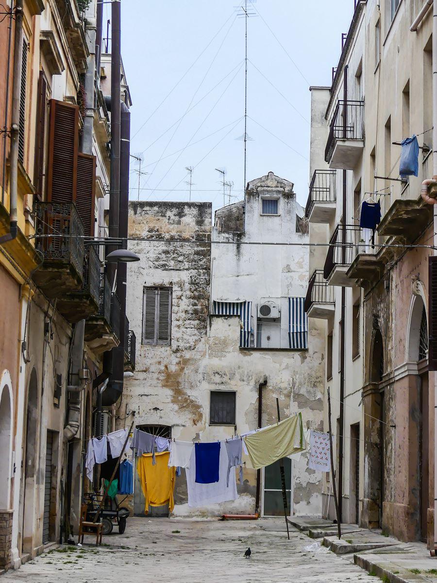 Claironyva Italie Pouilles Brindisi