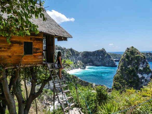 Nusa Penida - Tree House