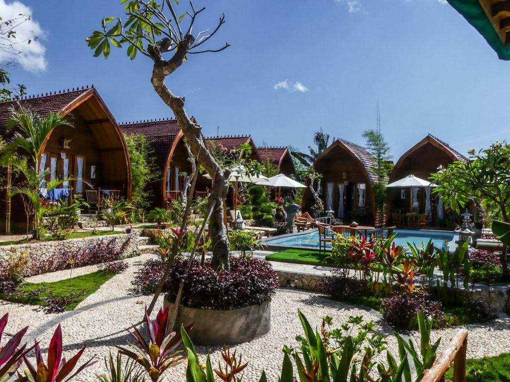 Nusa Penida - Mel Huts