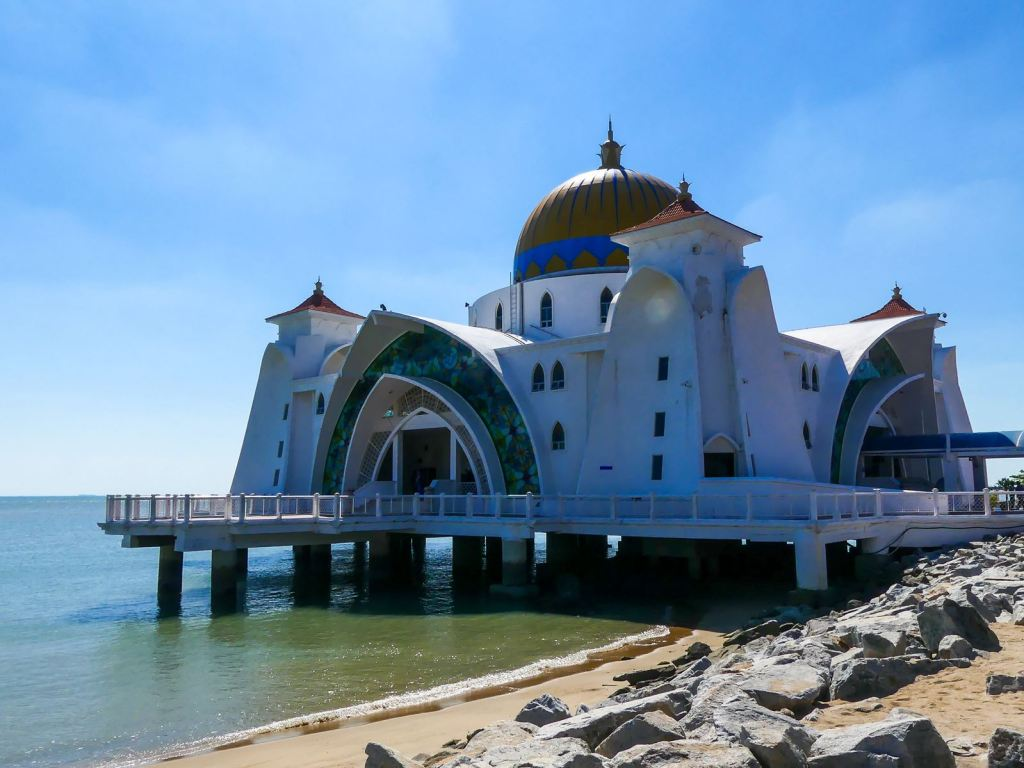 Mosquée Melaka