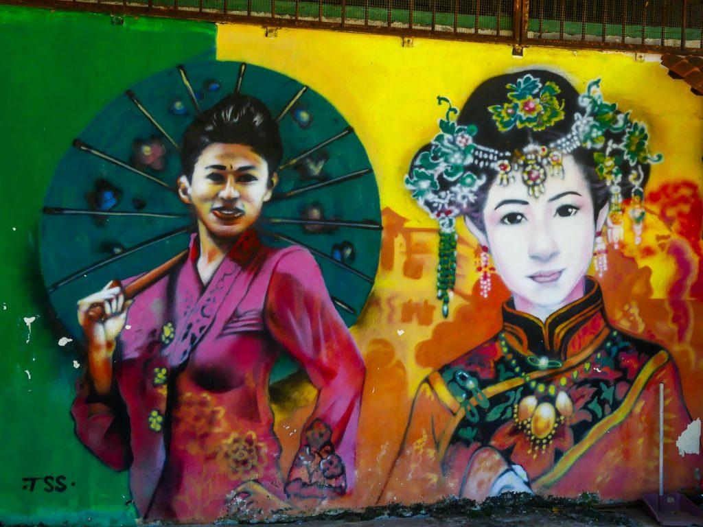 Malacca Street Art
