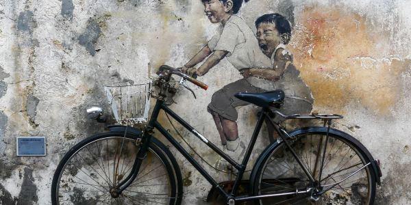 Street Art Ernest Zacharevic