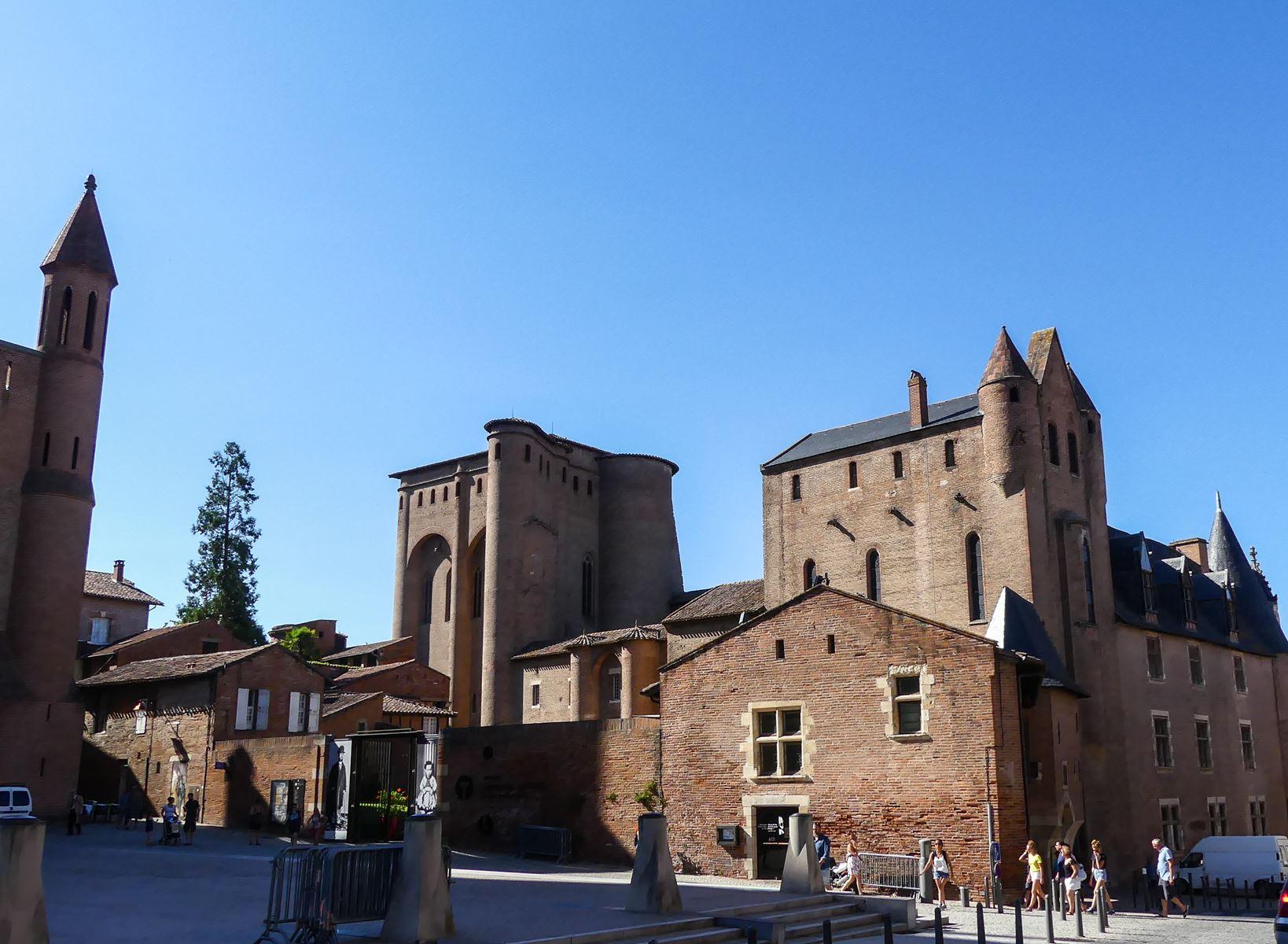 Palais de Berbie Albi