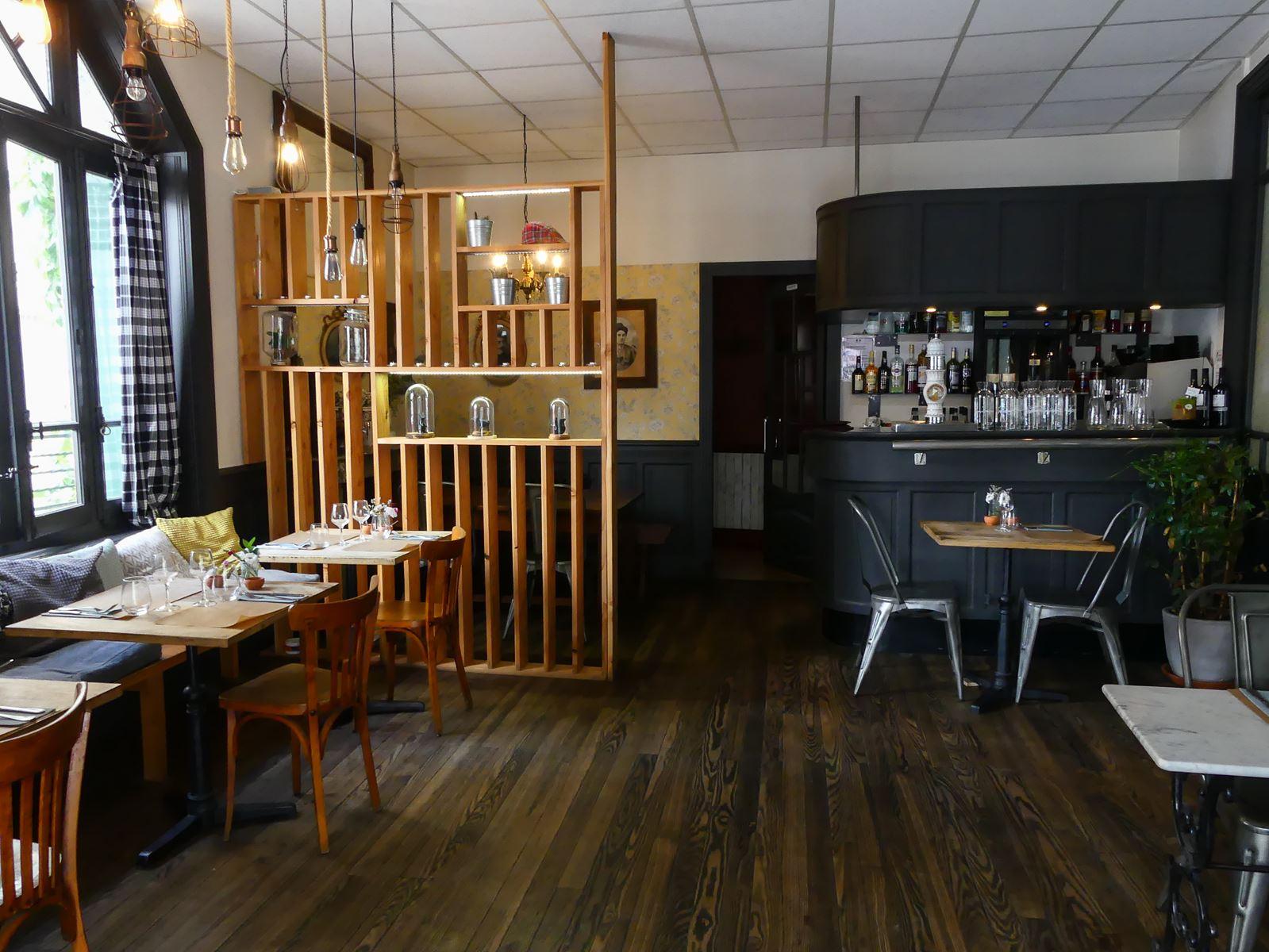 Brassac le Café de Paris