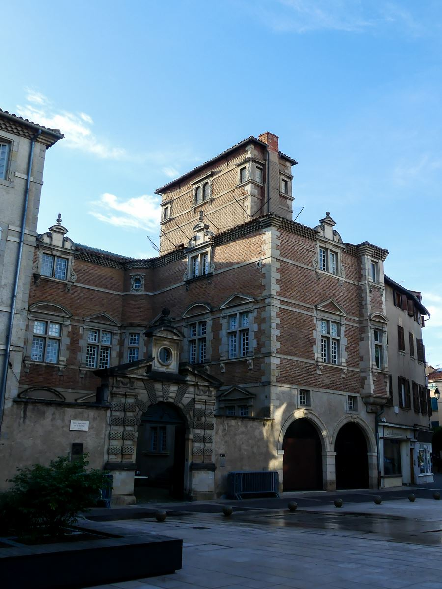 Tarn Castres Hotel de Nayrac