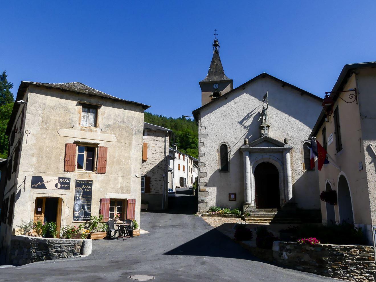 Lacaze - Tarn - Sidobre