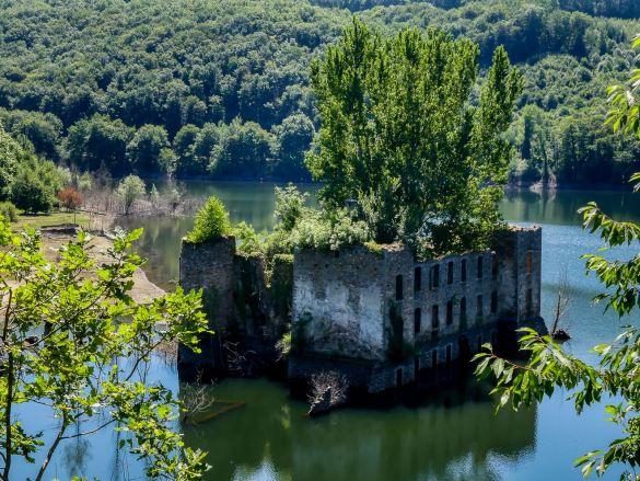 Tarn château de Grandval