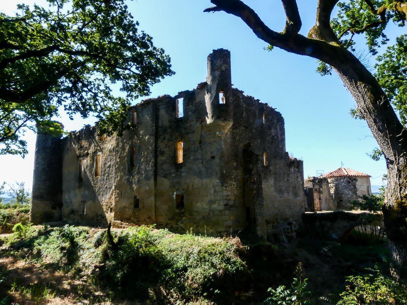 France Tarn Château de Montfa