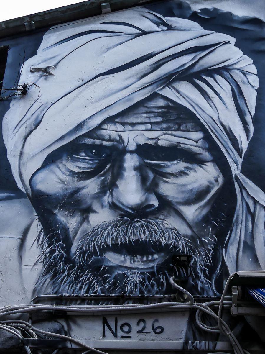 Street Art Haji Lane