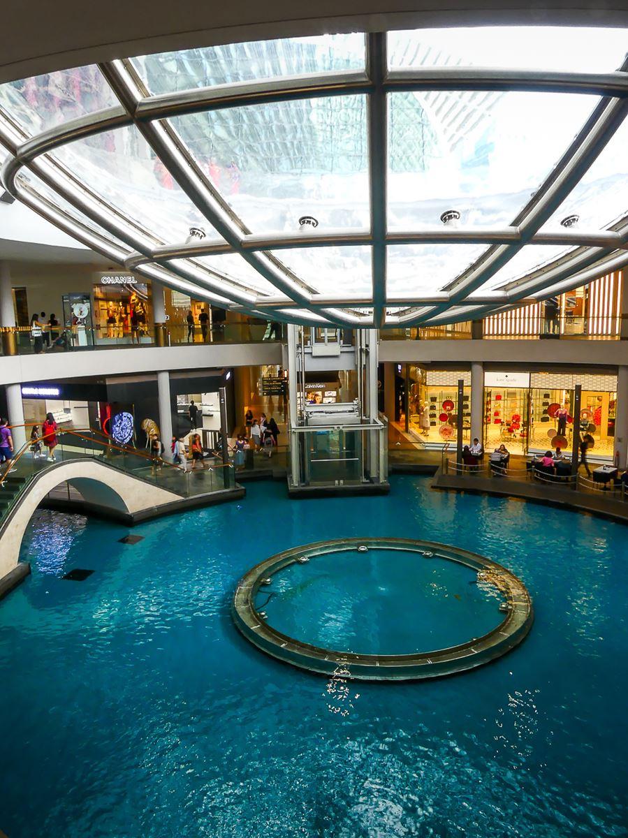 Centre Commercial du Marina Bay Sands