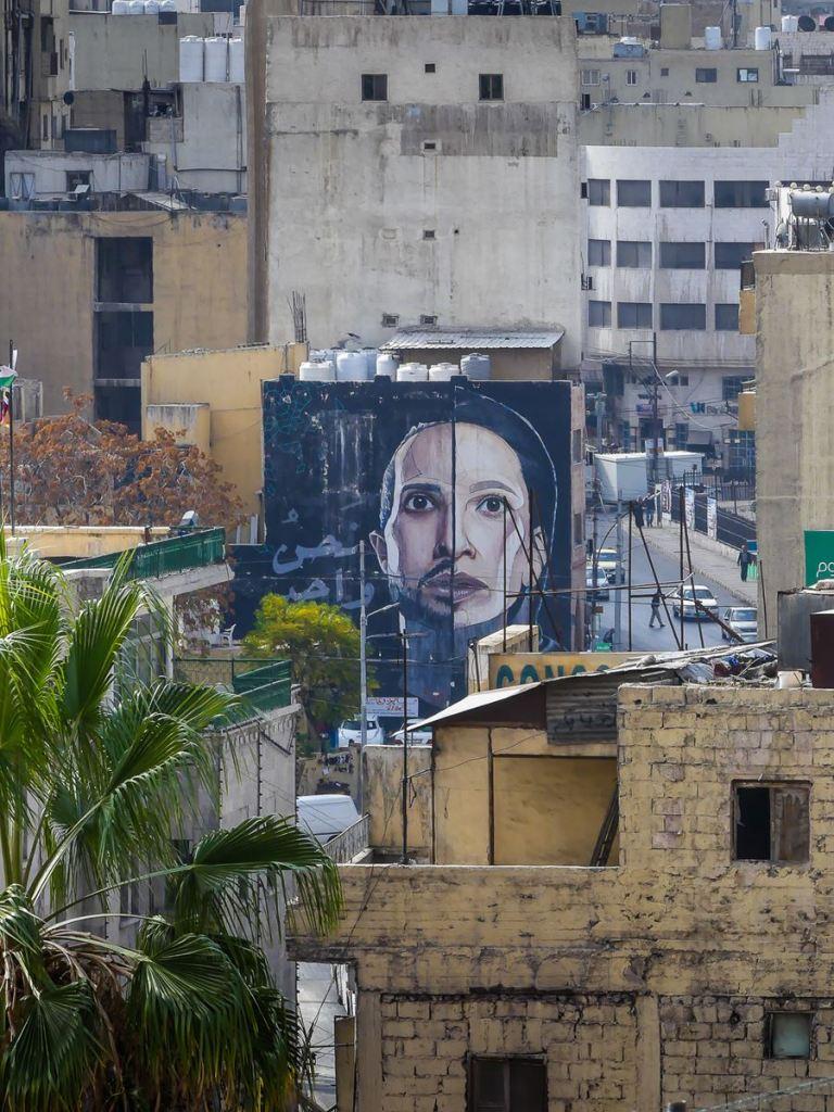 Jordanie - Amman - Street Art